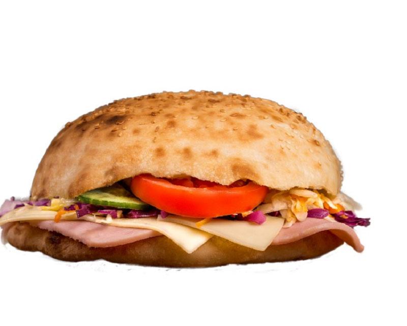 Poza Sandwich cu sunca si cascaval