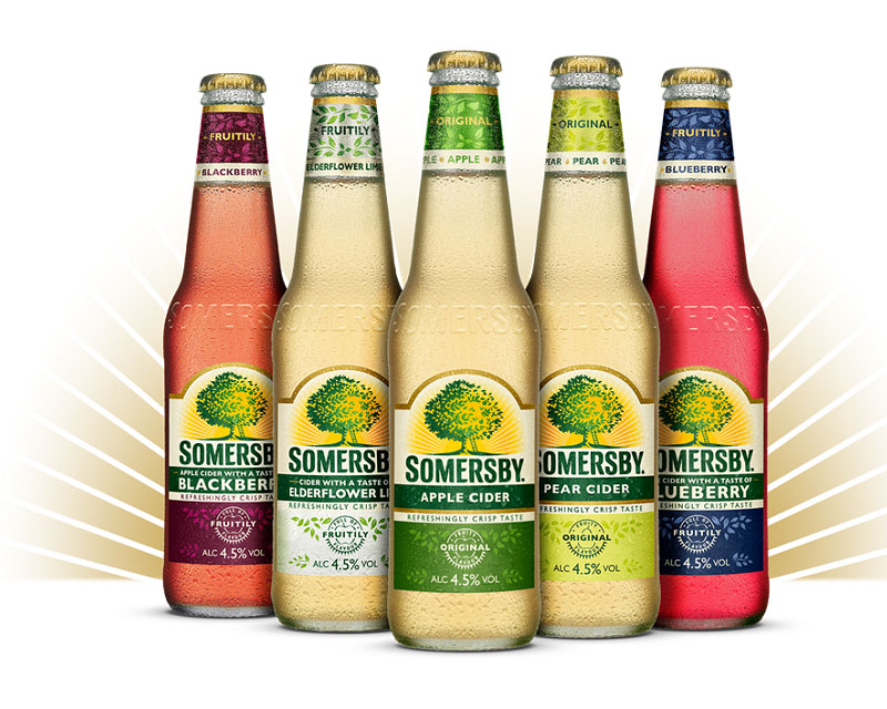 Poza Somersby mere