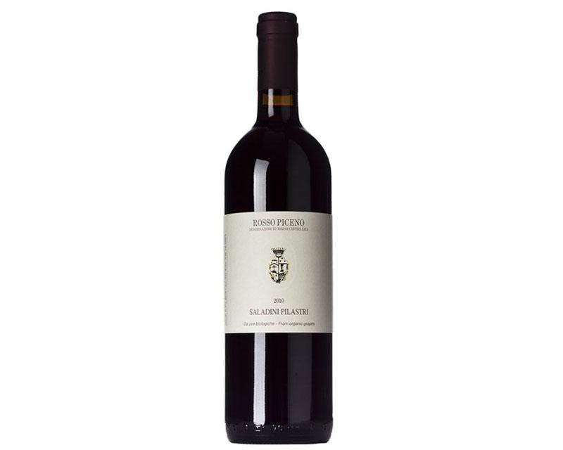 Poza Vin roșu Rosso Piceno DOC – Saladini Pilastri