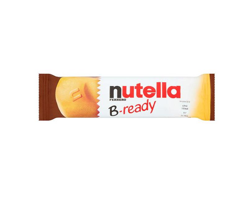 Poza Baton NUTELLA B-ready cu cremă de alune și cacao