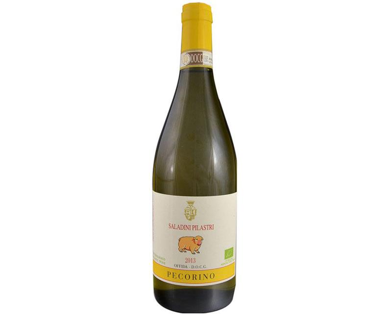Poza Vin alb sec Pecorino DOCG – Saladini Pilastri
