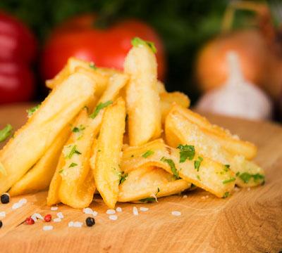 Poza Cartofi prăjiți cu Parmezan și Usturoi