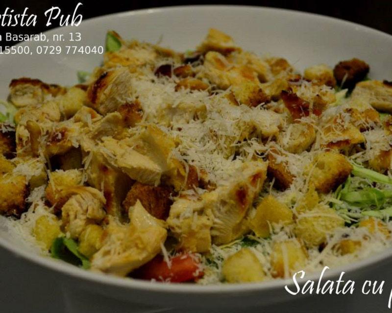 Poza Salata cu pui