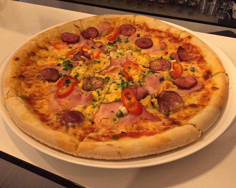 Poza Pizza Chef