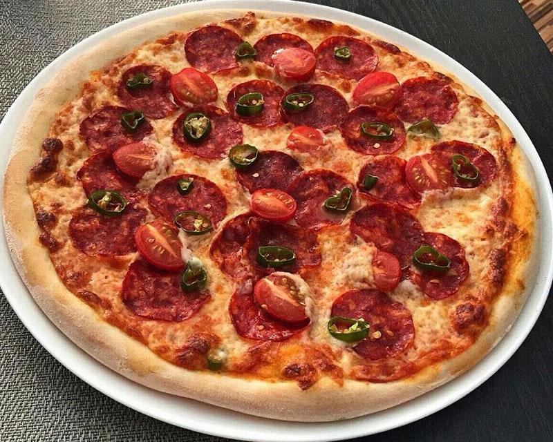 Poza Pizza Diavola