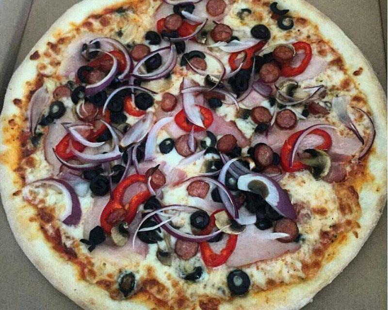 Poza Pizza Traditionala