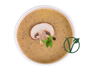 Poza Supa zilei- Luni- Supa crema de ciuperci/Supa crema de rosii