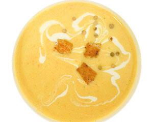 Poza Supa zilei- Duminica - Supa crema de mazare/ Porumb