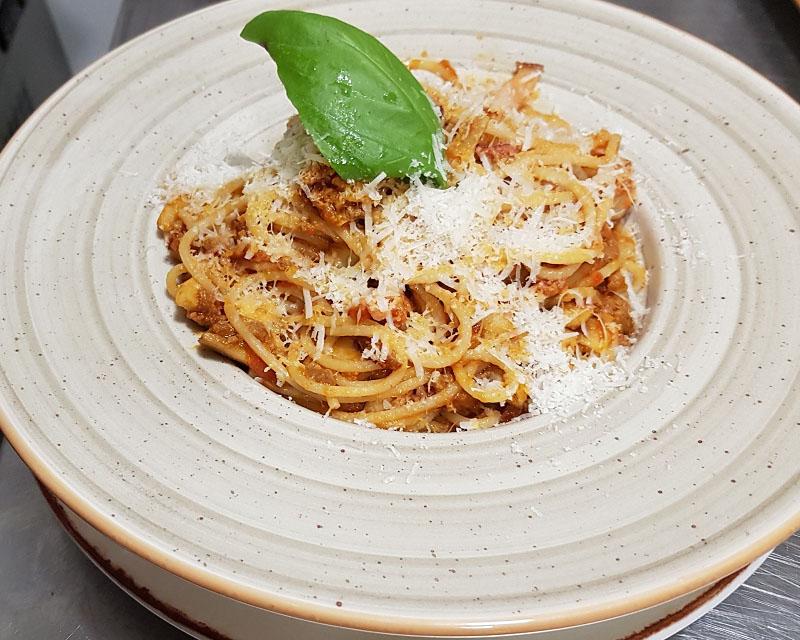 Poza Spaghetti alla Carbonara