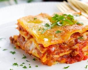 Poza Lasagna con Ragu Napolenato