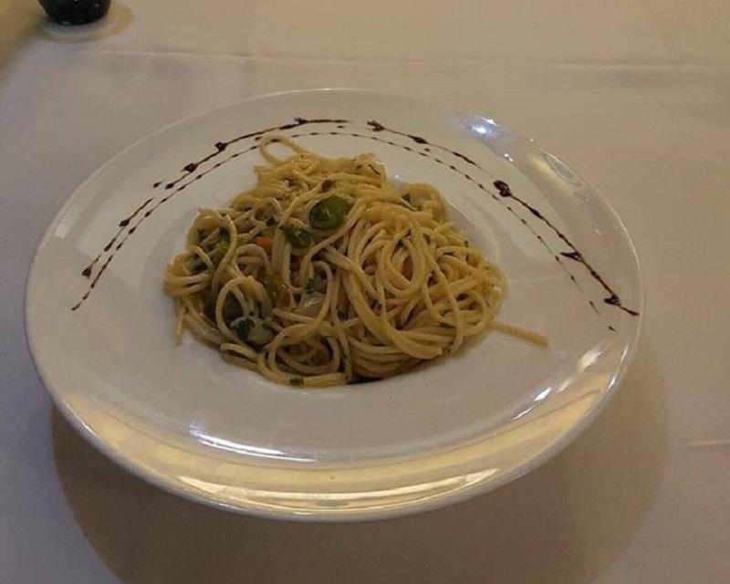 Poza Paste Spaghetti Aglio Olioe Peperoncini