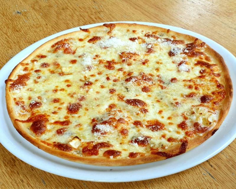 Poza Pizza Quatro Formaggi mare