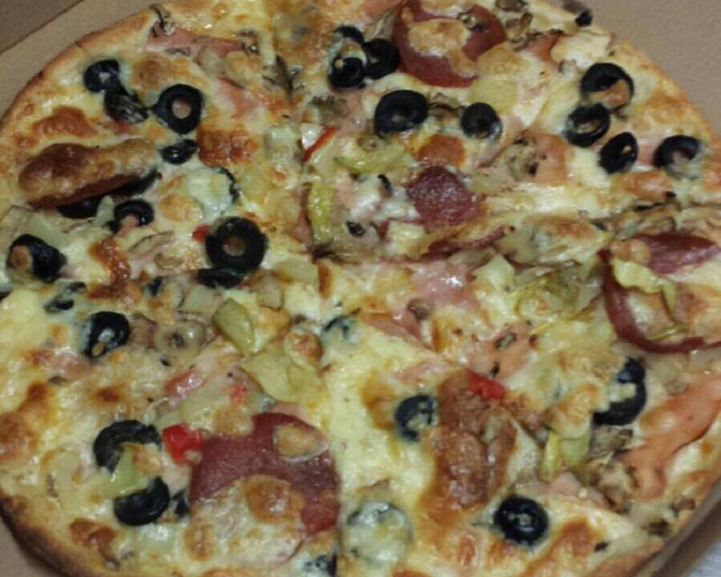 Poza Pizza Gallo Nero mare