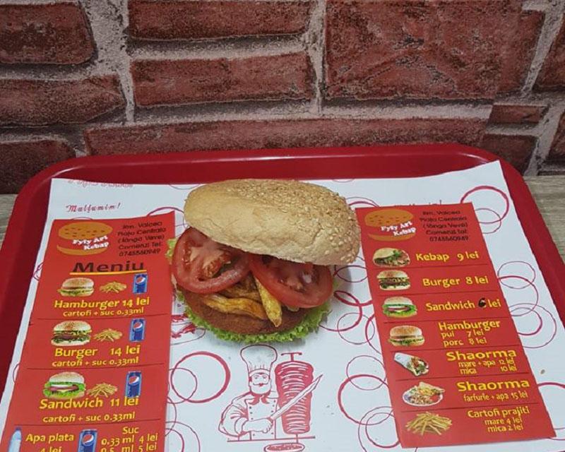 Poza Sandwich cu snitel de pui