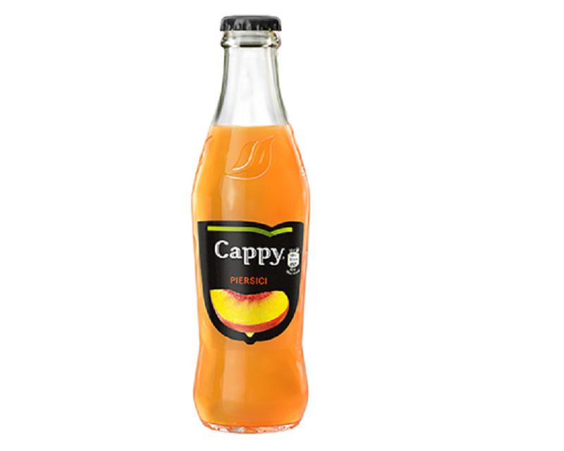 Poza Cappy nectar (orange,peach,pear,red orange,sour cherry)