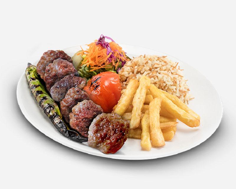Poza Chiftelute turcesti la farfurie