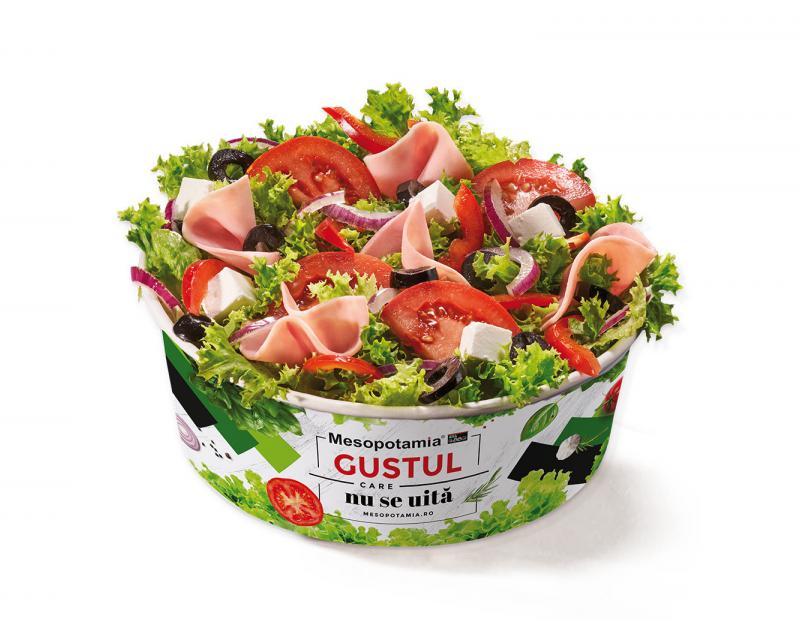 Poza Salată Șuncă