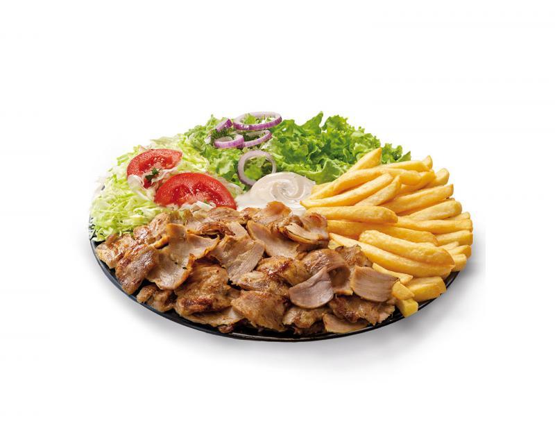 Poza Piatto Kebab - mare