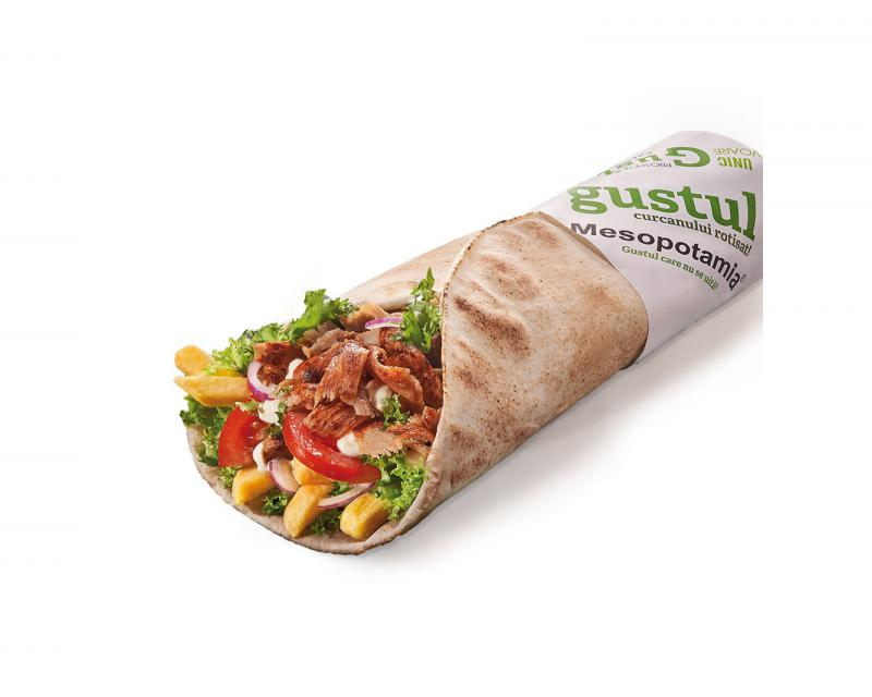 Poza Roll Kebab - mare