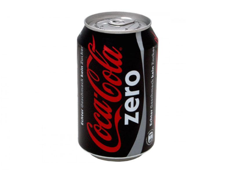 Poza Coca-Cola Zero