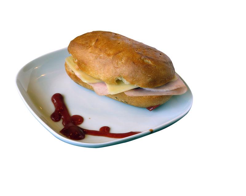 Poza Sandwich mixto- gratis la orice fresh, suc sau bere