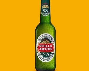 Poza Stella Artois fara alcool