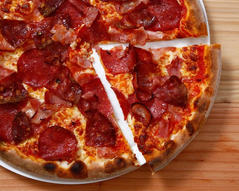 Poza Pizza Carnivora