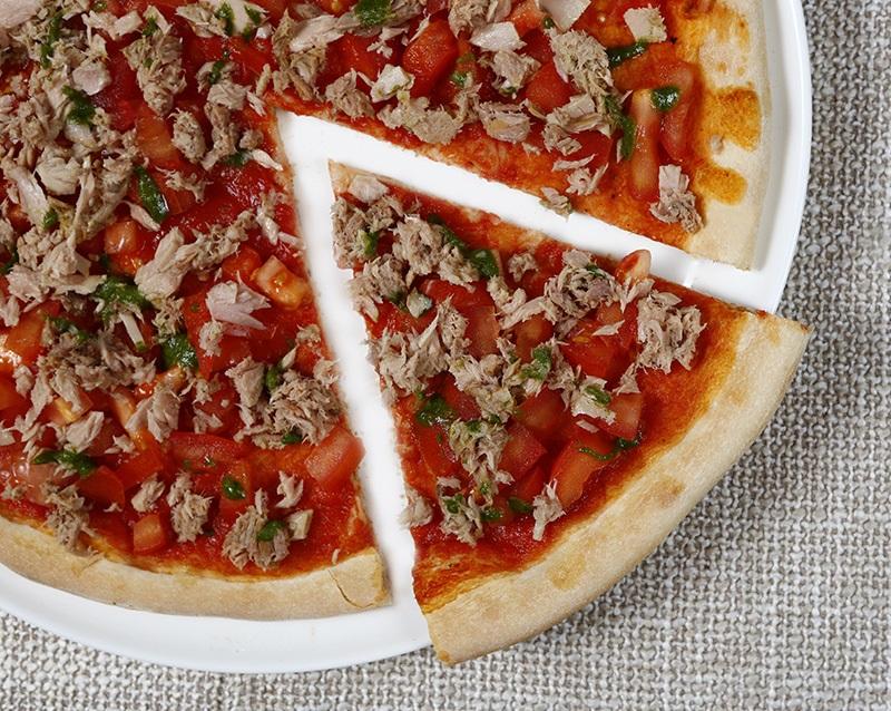 Poza Pizza Tonno e pomodoro