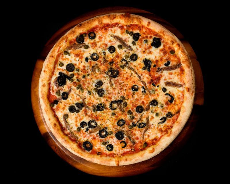 Poza Pizza Romana mare